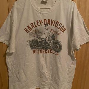 Rare H-D Arizona Proving Grounds T-shirt.
